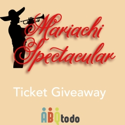 Ticket Giveaway - ABQtodo 2016