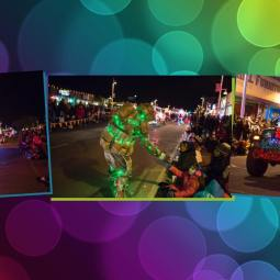 Twinkle Light Parade - Instagram Grid 2018
